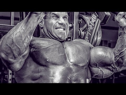 Jay Cutler - INTENSITY WITH PASSION - Bodybuilding Motivation