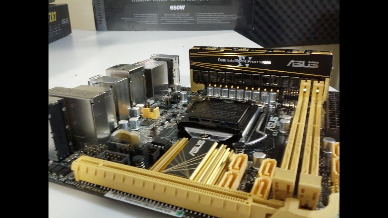 ASUS Z87I-DELUXE Windows 7