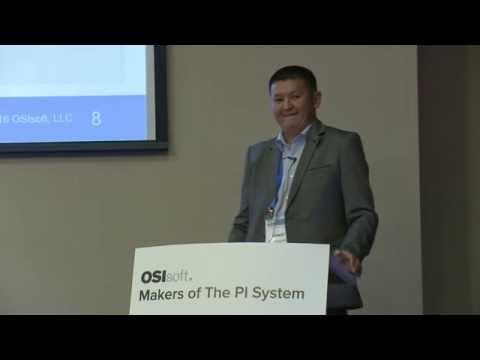 KPO: Использование PI System в освоении Карачаганакского нефтегазоконденсатного месторождения