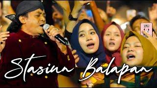 Stasiun Balapan - Didi Kempot Live Poltekes Semarang