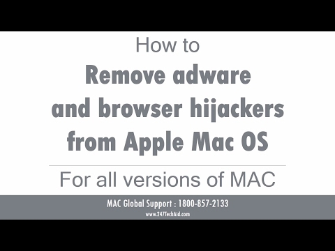 How to Remove Adware and Browser Hijackers from Apple Mac OS