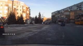 Особенности уборки снега в Новомосковске, Днепропетровской обл.(, 2016-01-29T08:43:05.000Z)