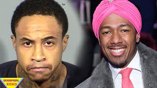 Orlando Brown admits him and Nick Cannon had a downlow relationship behind the scenes