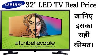 Samsung 80 cm 32 Inc HD Ready LED TV UA32T4010ARXXL Black 2020 model Real Price amp Unboxing