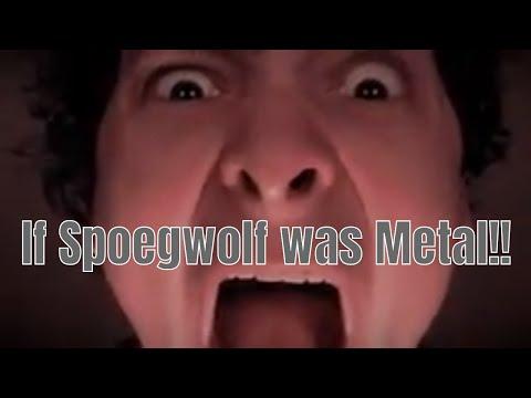 Spoegwolf - Blou (Metal Cover)