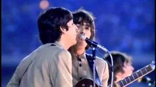 Beatles : I Feel Fine : live at Shea Stadium - 1965