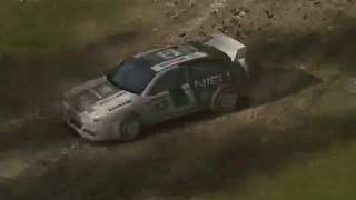 My Game in Xpand Rally Xtreme