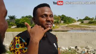 WAtch BRoda Shaggi and London boy in this new comedy video , TRUE CALLER