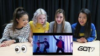 [MV REACTION] LOOK - GOT7 | P4pero Dance Video