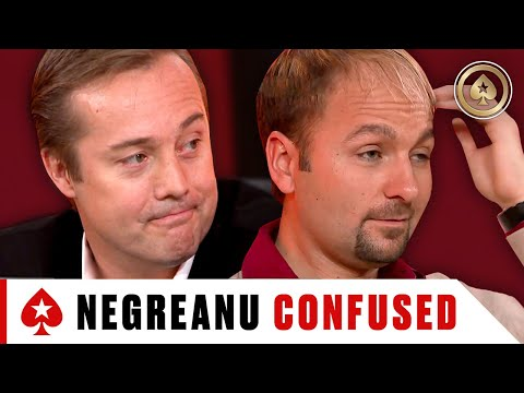 DANIEL NEGREANU OUT-TALKED BY BUSINESSMAN  ♠️ Best of The Big Game ♠️ PokerStars