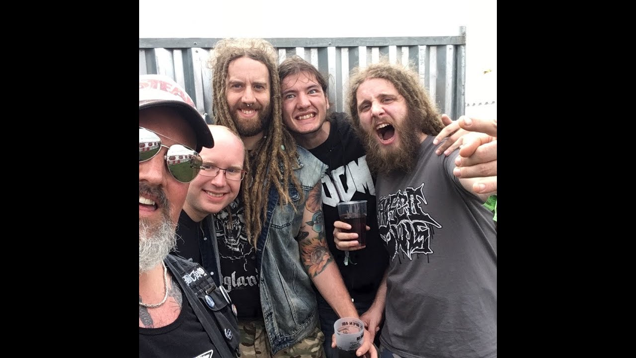 Hung Daddy Interview Bloodstock 2017 Totalrock