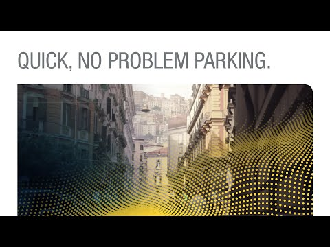 Naples, Italy - Parking Management - Quick, No Problem Parking