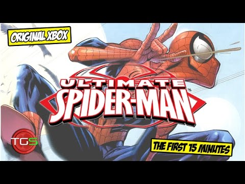 Ultimate Spider-Man - Original Xbox (First 15 Minutes)