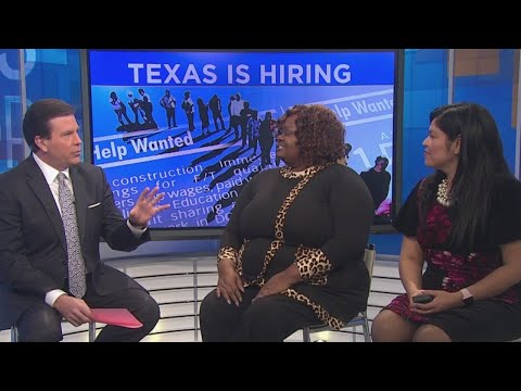 Job Seekers Invited To 'Texas Is Hiring' Event At Irving Mall