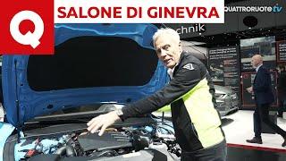 A Ginevra con Paolo Massai: mica tutti gli ibridi sono uguali!