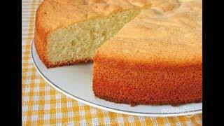 Как приготовить бисквит.Бисквит (Очень простой рецепт)\\Как приготовить супер высокий