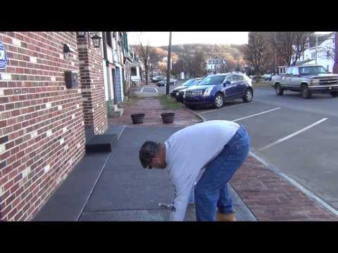 HD How To Stain and Seal Concrete ~~ Part...