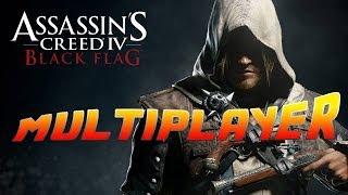 Assassins Creed 4 Black Flag - гасаем в мультиплеер (multiplayer, gameplay)