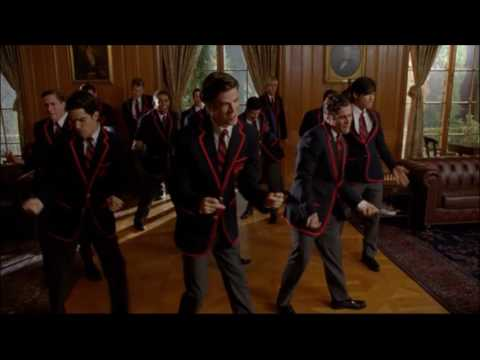 Glee - Dark side (Full performance) 4x07