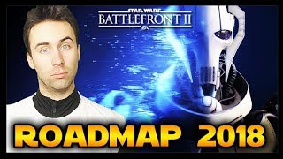 CO NAS CZEKA W BATTLEFRONCIE 2? ROADMAP 2018