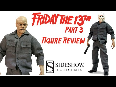 Friday the 13th Part 3 Sideshow Collectibles Jason Voorhees Review
