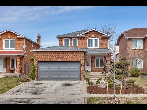 315 Waterside Crescent, Vaughan, Ontario