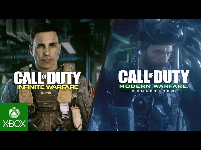 Official Call of Duty: Infinite Warfare - Legacy Edition Trailer