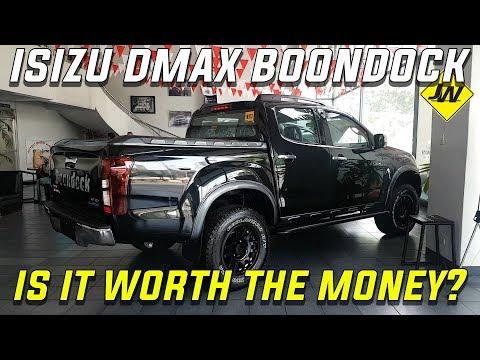 2019 Isuzu DMax Boondock edition -Vehicle tour, Review -Is it better than the Navara, Ranger XLT?
