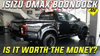 2019 Isuzu DMax Boondock edition -Vehicle tour, Review -Is it better than the Navara, Ranger XLT?