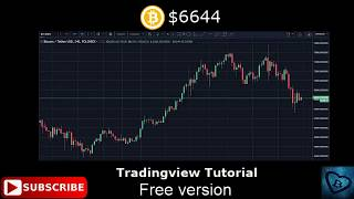 Tradingview Setup (Free version) - Cryptocurrency for Beginners