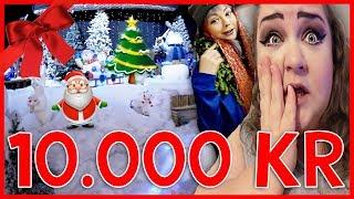 STORHANDLAR JULPYNT FÖR 10.000 KR | BRISAK