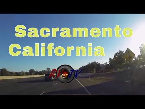 RV Travel....Leaving Sacramento Update....Arizona Bound....RVerTV