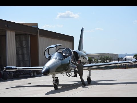 L-39 Albatros Jet Flight