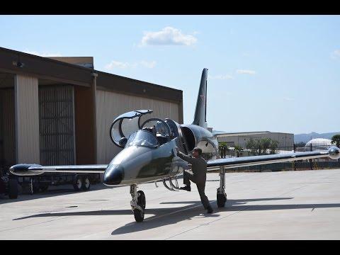 L-39 Albatros Jet Flight