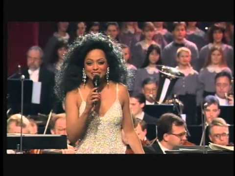 DIANA ROSS  Its the Most Wonderful Time of the Year Christmas in Vienna
