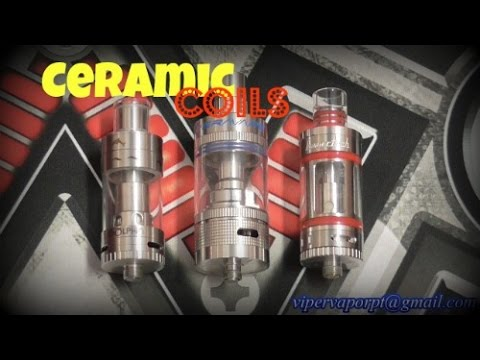 Ceramic Coils, How do They Work and My Opinion