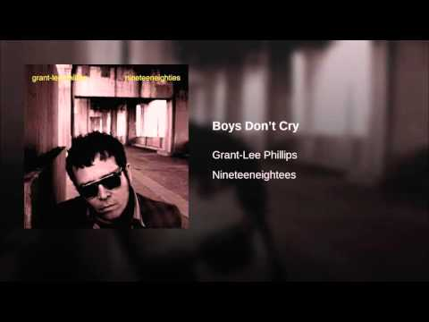 Клип Grant-Lee Phillips - BOYS DON'T CRY