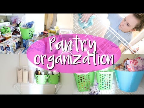 konmari-method-pantry-declutter-&-organization- -spring-cleaning-2018