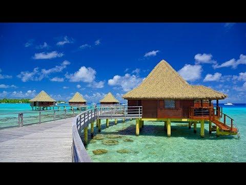 Rangiroa - Hotel Kia Ora Resort & Spa - Overwater Bungalow - Blue Lagoon - 2018