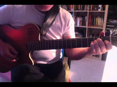 Genesis Alone Tonight chords etc