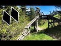 Download Mp3 First Time Hitting This Double Black Trail! - Whistler Bike Park Opening Day 2