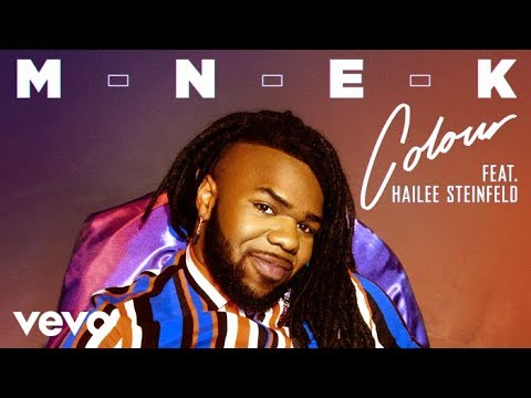 MNEK ft. Hailee Steinfeld - Colour (Audio)