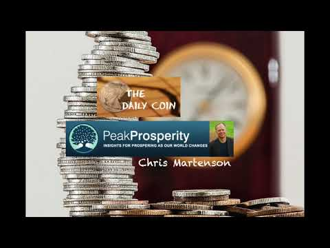 Chris Martenson: Real Gold, Real Silver, Real Wealth