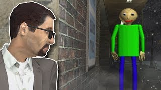 BALDI SURVIVAL IN SILENT HILL? - Garry