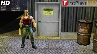 Duke Nukem: Manhattan Project (2002) - PC Gameplay Windows 7 / Win 7 HD