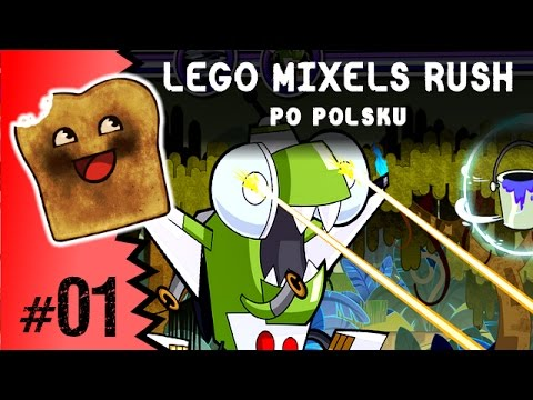 Lego Mixels Rush Po Polsku Gry Mixele Youtube