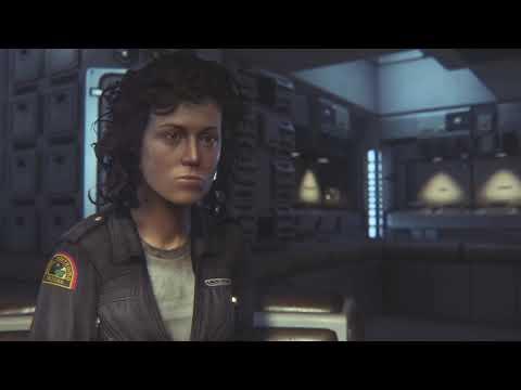 Crew Expandable(DLC) : Alien Isolation Walkthrough  