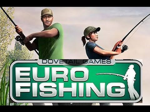 Euro fishing 2015 dovetail games pc ver gameplay v deo hd for Fishing computer game