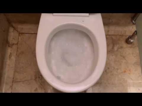 Men's Toilet at Adolfo Suárez Madrid–Barajas Airport, Madrid, Spain