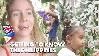 Feel Safe Living in Philippines 🇵🇭 British Family Build Trust